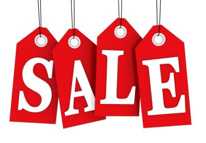Sale now on...Up to 50% off!! while stocks last!!