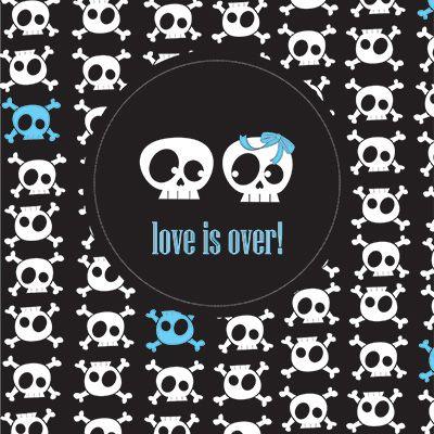 Personaliza tu dispositivo móvil con la obra Love is over de Clara López en  www.moby-ink.com #MobyInk #PersonalizaTuMovil #ClaraLópez #LoveIsOver