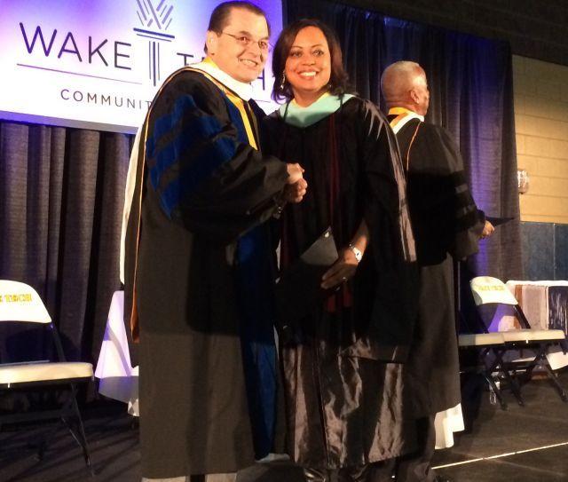 Wake Tech introduces faculty ranks | InsideHigherEd