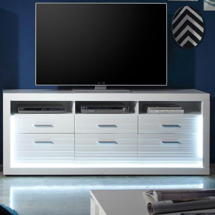 Die Besten 25+ Tv Sideboard Ideen Auf Pinterest TV Konsole   Esszimmer  Kommode Wei
