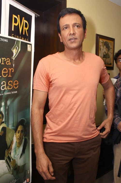 'Ankur Arora Murder Case' Press Meet in New Delhi - Kay Kay Menon, Suhail Tatari
