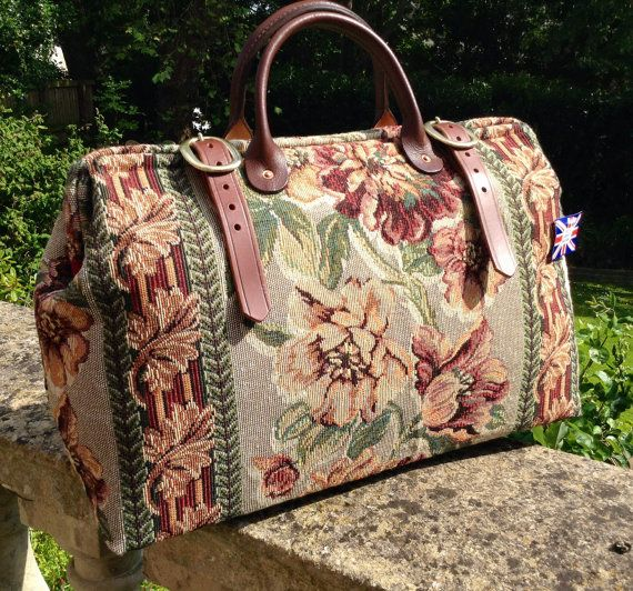 1000 Images About Carpet Bag On Pinterest Sewing