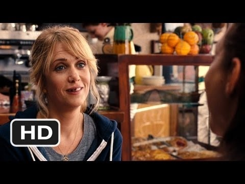 """""""You don't need dental work."""" -  Bridesmaids now on Blu-ray Combo Pack amzn.to/zoeAlf"""