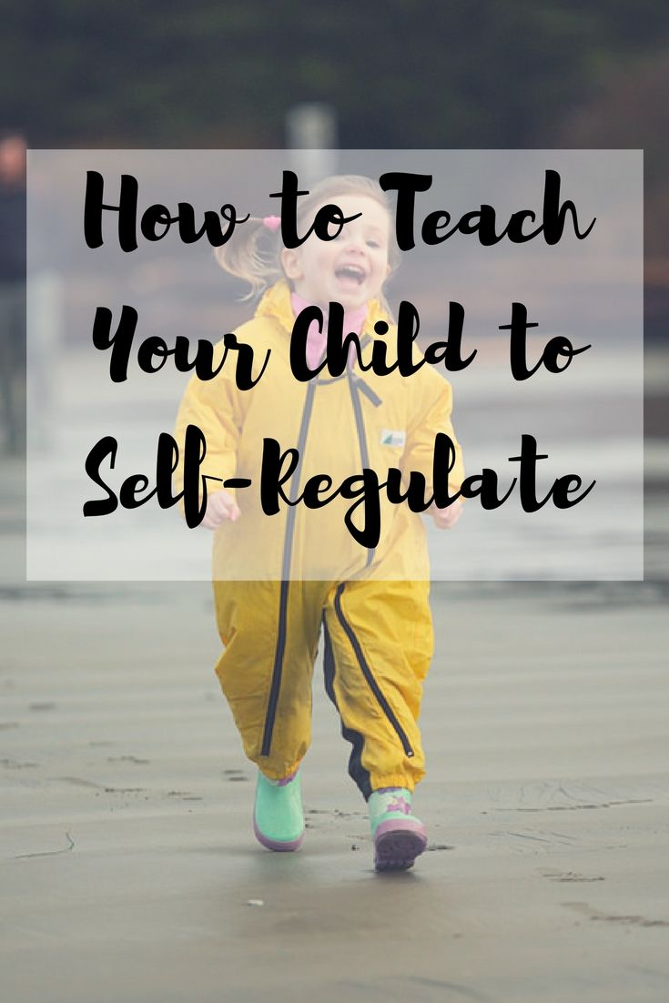 Does your child have a difficult time calming down or demonstrating self-control? Self-regulation needs to be taught and these are the five steps.