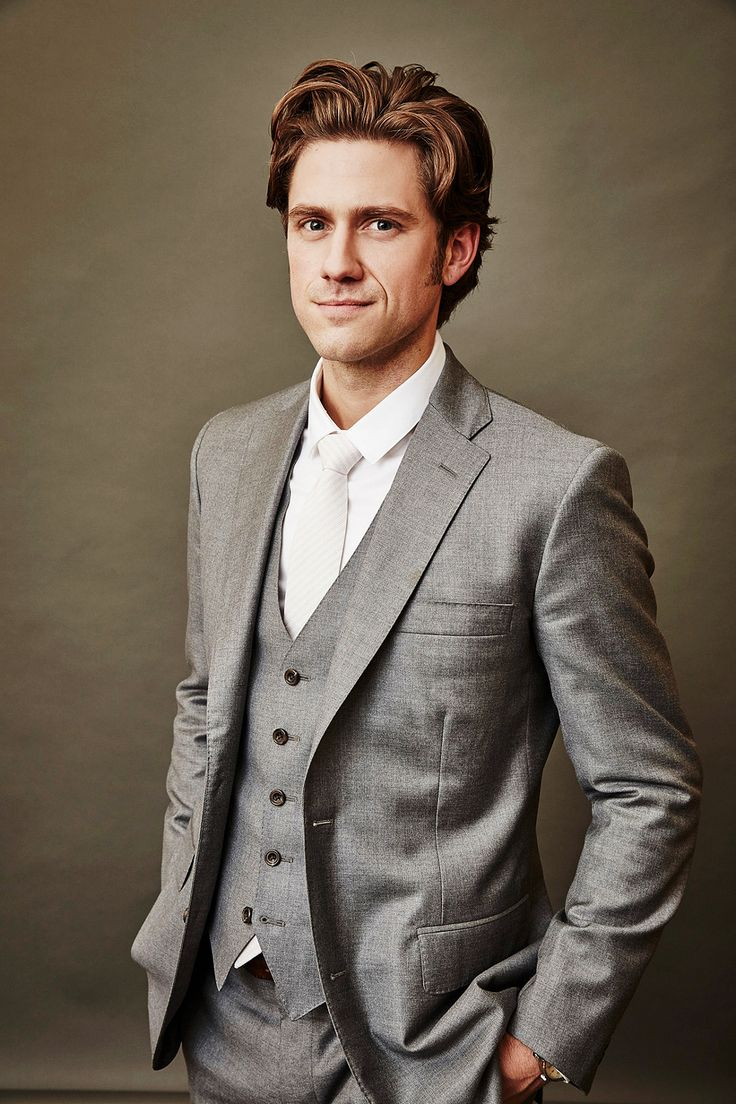 First shot of Aaron Tveit as John Wilkes Booth in Assassins (x)