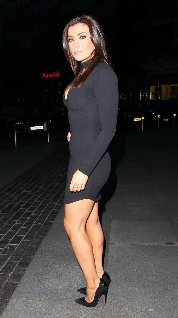 Alison King gets huge corrie send off Credit: Eamonn & James Clarke..6.5.16....... The leaving party for Coronation Streets Alison King at Pier Eight Bar in Salford Quays on Friday night........ Kym Marsh and Matt Baker.