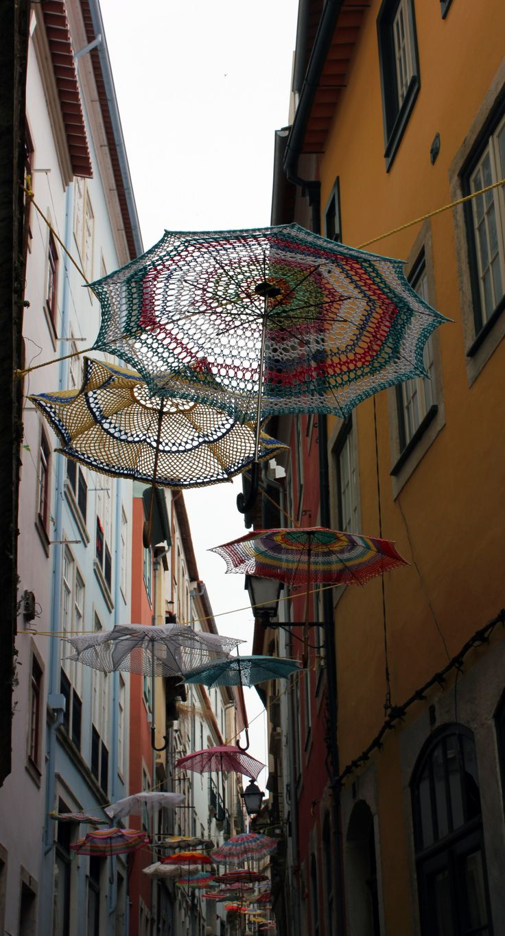 architecturemindless: Coimbra's Street   Had to share this beautiful travel crochet pic! Check it out!