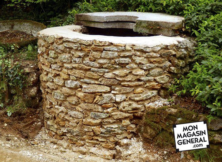Ne laissez pas votre puits sans activité, munissez le d'une pompe ! #arrosage #puits #eau