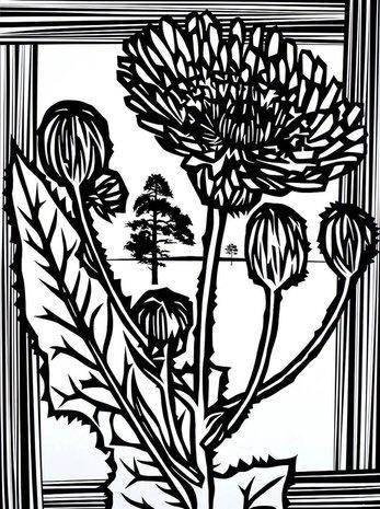 Paul Morrison. Cryptophyte. 2005.