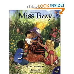 A sweet book about an elderly lady who is kind to the neighborhood children. When she gets sick and frail, the little ones think of ways to be kind to her as she was to them. It might make you cry.