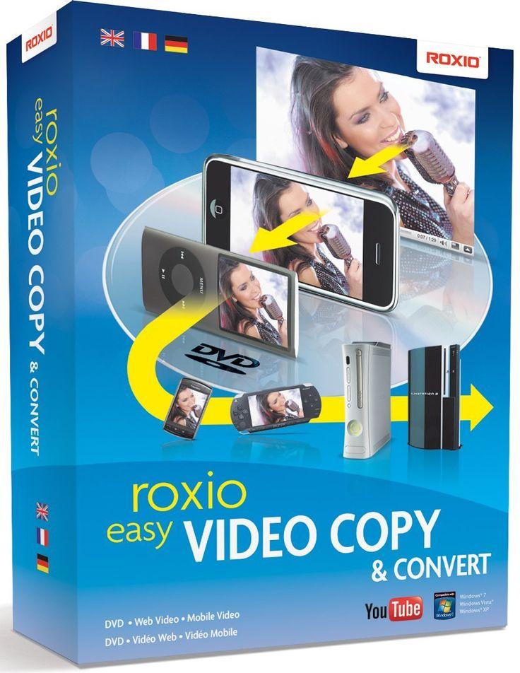 Roxio easy media creator version