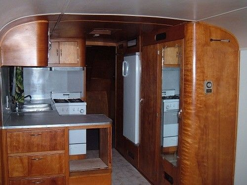 1949 Spartan Royal Mansion 30 Ft Vintage Travel Trailer