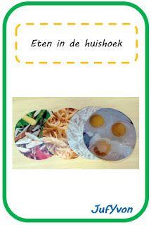 ©JufYvon: Eten in de huishoek