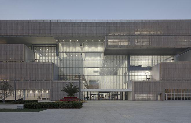 天津Library_Riken Yamamoto