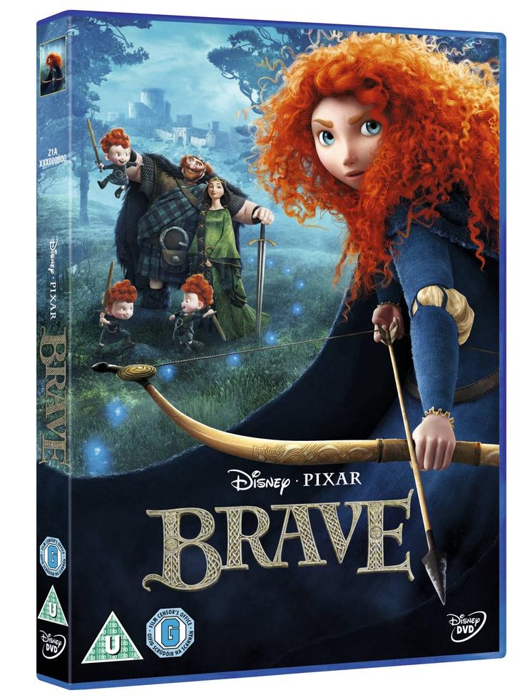 Brave DVD - HMV