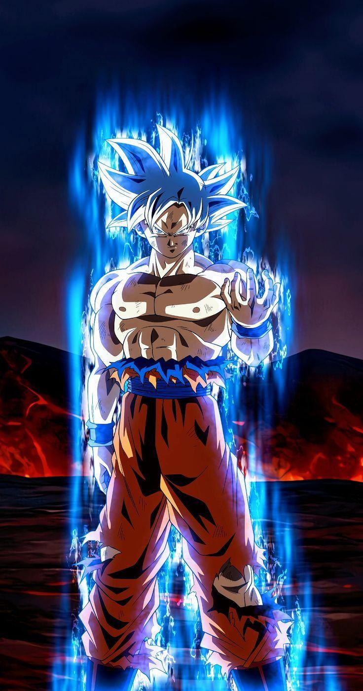 Goku Ultra Instinct Mastered Dragon Ball Super Dragon Instinct Mastered Super Ultra Dragon Ball Wallpapers Anime Dragon Ball Super Dragon Ball Super Manga