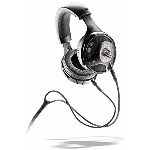 Focal Utopia Open Back Over Ear High Fidelity Circumaural Headphones >>> You can find more details by visiting the image link.