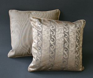 Elegancka poszewka na poduszkę. http://bit.ly/1TpAtyh