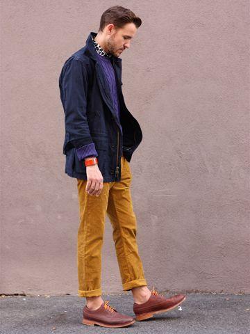 Hipster Guy #Blazer #Azul #Marino