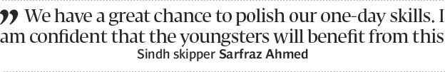 Star-studded Pakistan Cup commences today - The Express Tribune