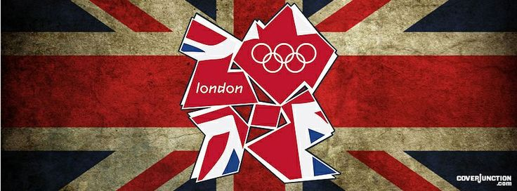 London 2012 Olympics - Team GB Logo Facebook Cover