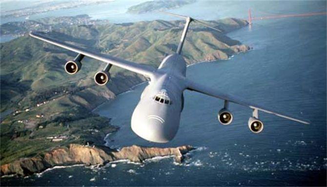 C-5 A/B/C Galaxy and C-5M Super Galaxy > U.S. Air Force > Fact Sheet Display
