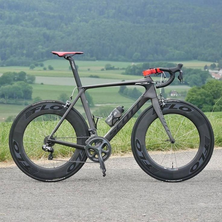 "5,098 Likes, 28 Comments - BestBikeKit (@bestbikekit) on Instagram: ""Scott Foil, Ultegra Di2 and Flo 90's Pic @guilhemlacaze . ☆ Visit @Mannschaftsports for Limited…"""