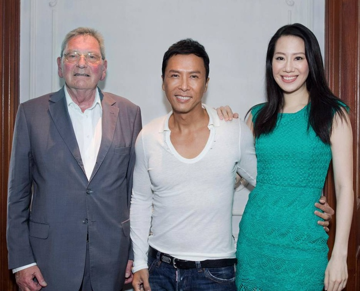 86 best hong kong drama images on pinterest hong kong drama and hong kong actor martial artist film director and producer donnie yen and his wife cecilia wang were delighted to accept mr roger dubuis invitation to stopboris Images