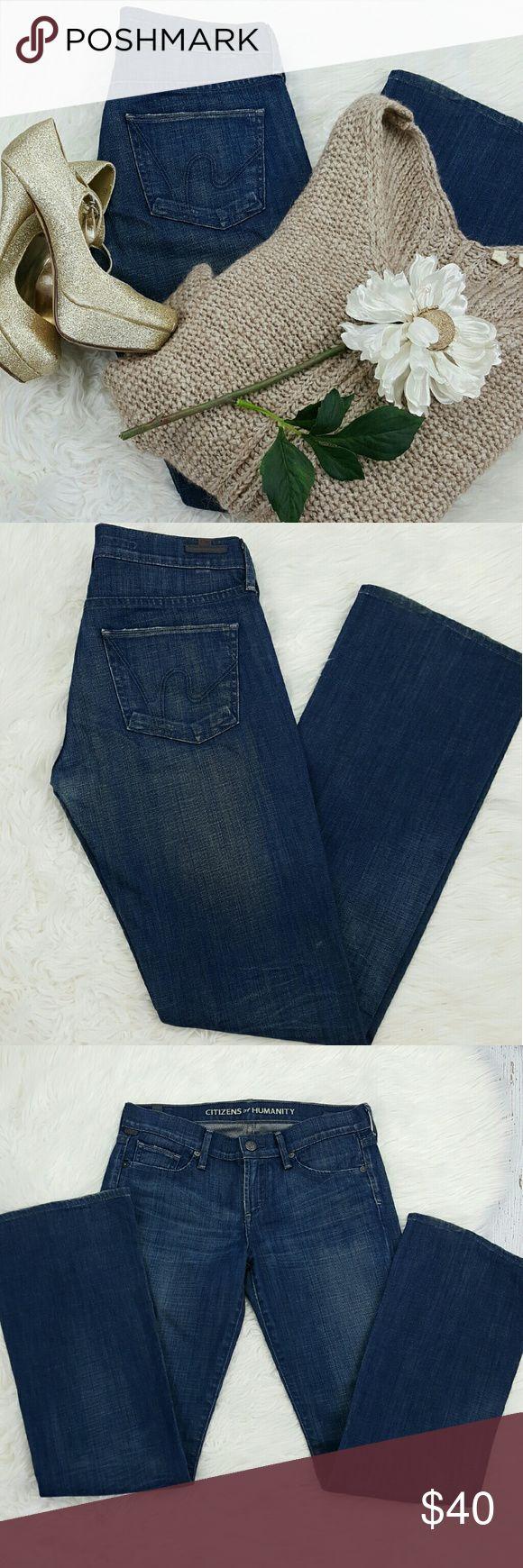 "💞SALE Citizens of Humanity Bootcut Premium Denim Awesome Citizens of Humanity Petite Bootcut Premium Denim 31"" Inseam 98% Cotton 2% Elastin Jeans Boot Cut"