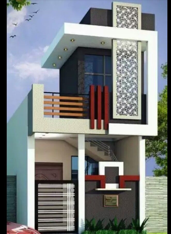 House Front Design House Design Front Elevation Designs: House Floor Design, Architectural House Plans, Modern