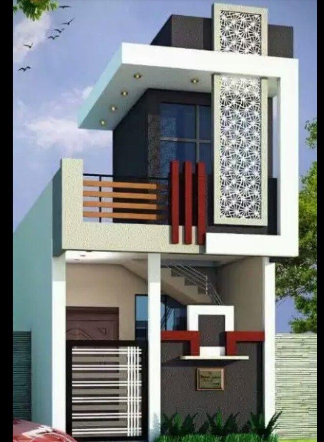 Single Floor Elevation Modern Houses In 2019 House