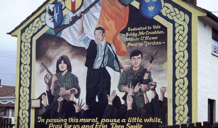 Diana Uribe narra cómo Derry se convierte en la visagra entre Irlanda del Norte y la República. Historia de Irlanda Capítulo 21