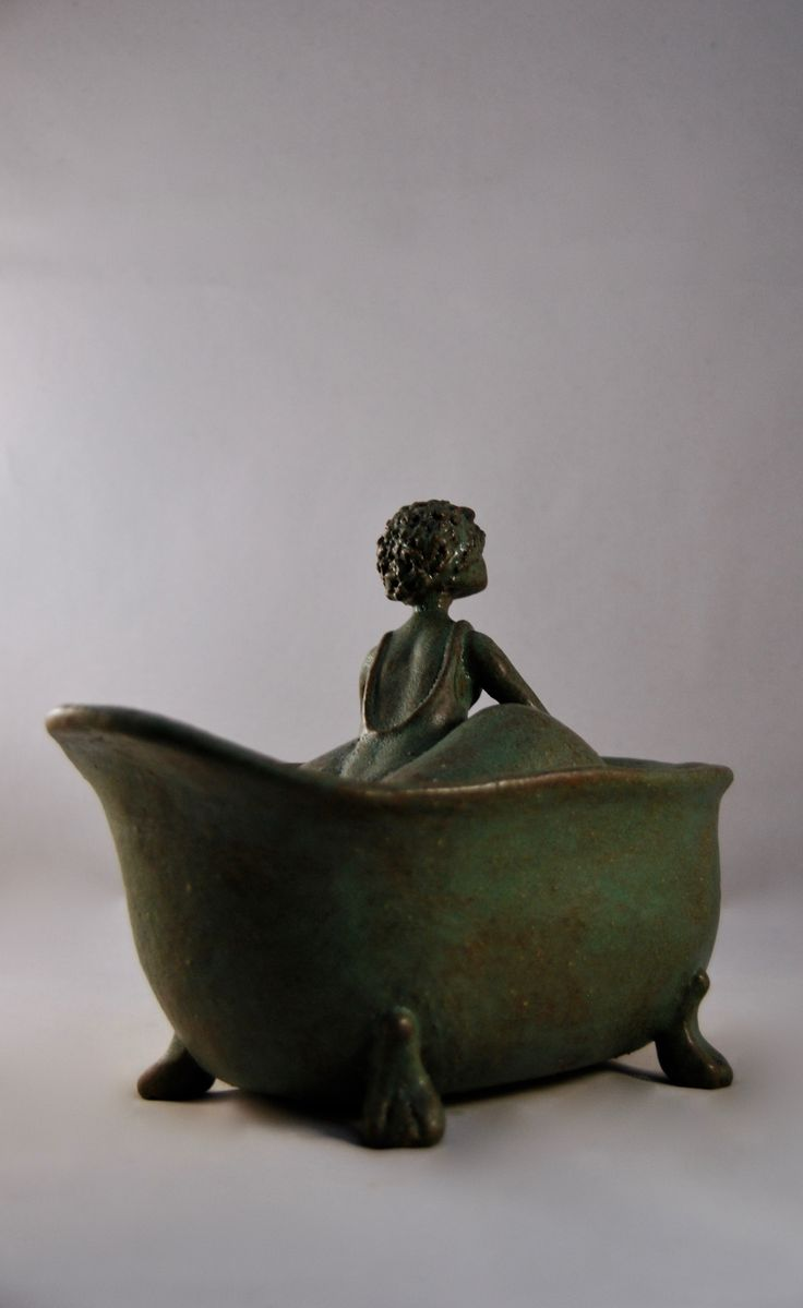 21 augustus 2017 - De vrouw in de badkuip.
