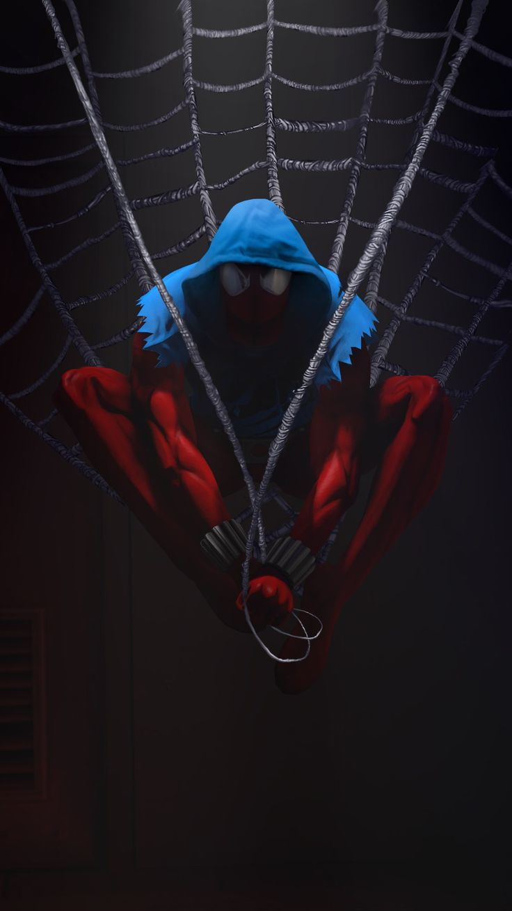 #Scarlet #Spiderman #Fan #Art. (Scarlet Spider) By: Ben Reilly. (THE * 5 * STÅR * ÅWARD * OF: * AW YEAH, IT'S MAJOR ÅWESOMENESS!!!™)[THANK Ü 4 PINNING!!!<·><]<©>ÅÅÅ+ 21. 1.