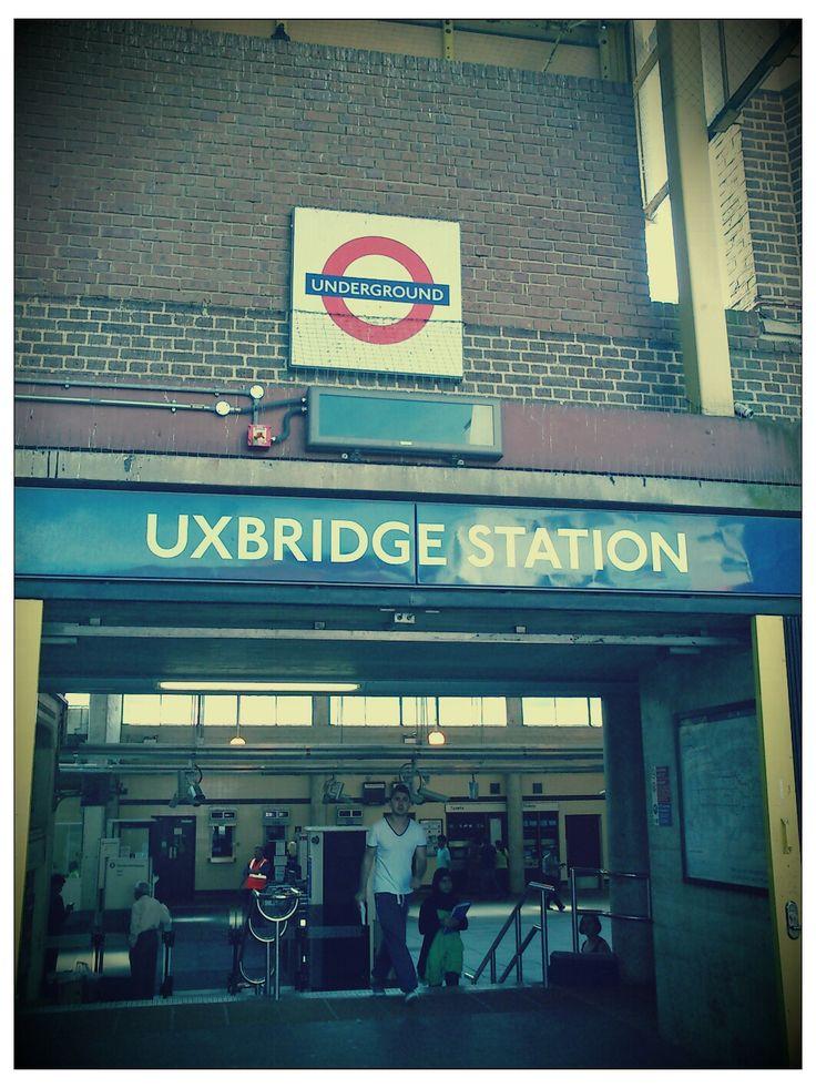 Uxbridge, London, UK, 2012