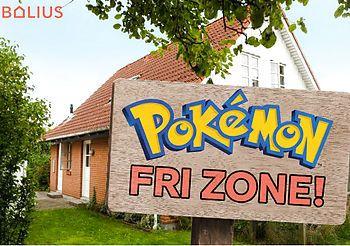 Pokemon Go: Sådan er reglerne for boligområder