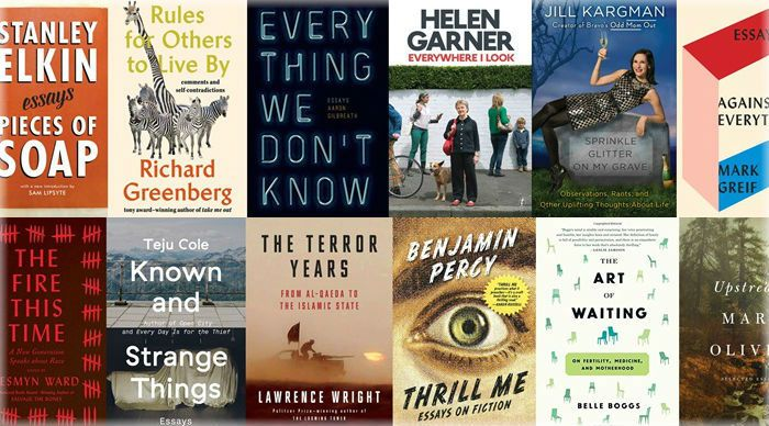 As summer wanes and fall begins, here's a look at some of the best essay…