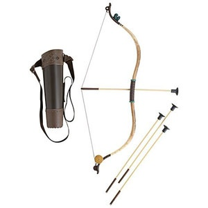 """Disney/Pixar's Brave Merida Archery Set - just wish the video didn't say it's for girls, adding in a """"and boys"""" could really be great."""