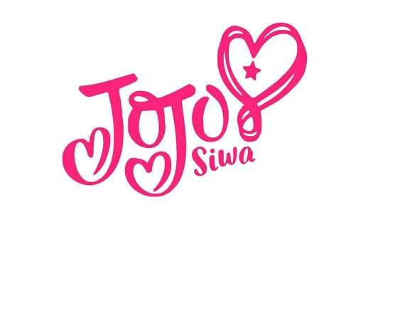 JoJo Cutting file  svg, dxf, and png | Cut files | Jojo siwa