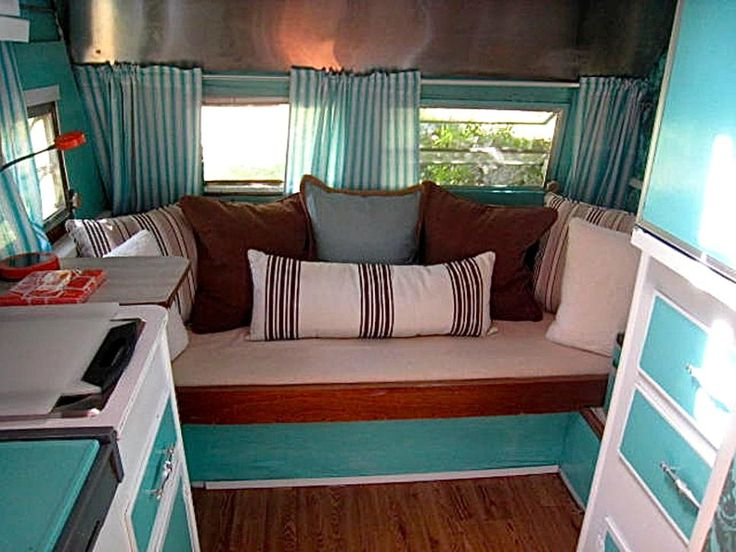 Vintage Trailers: Still the Coolest Caravans on Road | RV Travel, Camping, Festivals and Road Trips | GAC