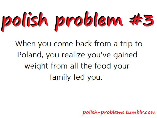 Our Polish folks don't want us leaving without a full belly :p