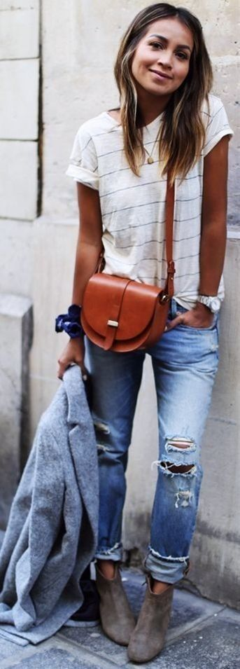 innovative casual jeans outfits pinterest girls