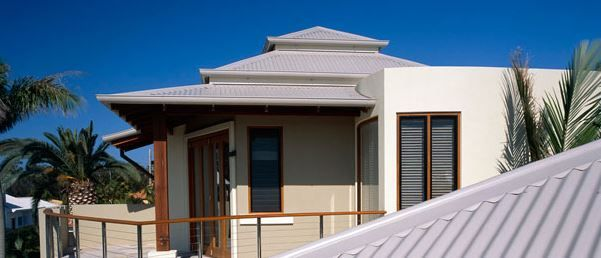 Windspray Colorbond Roof #roofing