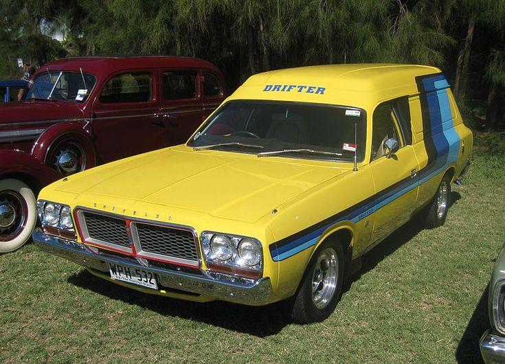 Chrysler Drifter Van
