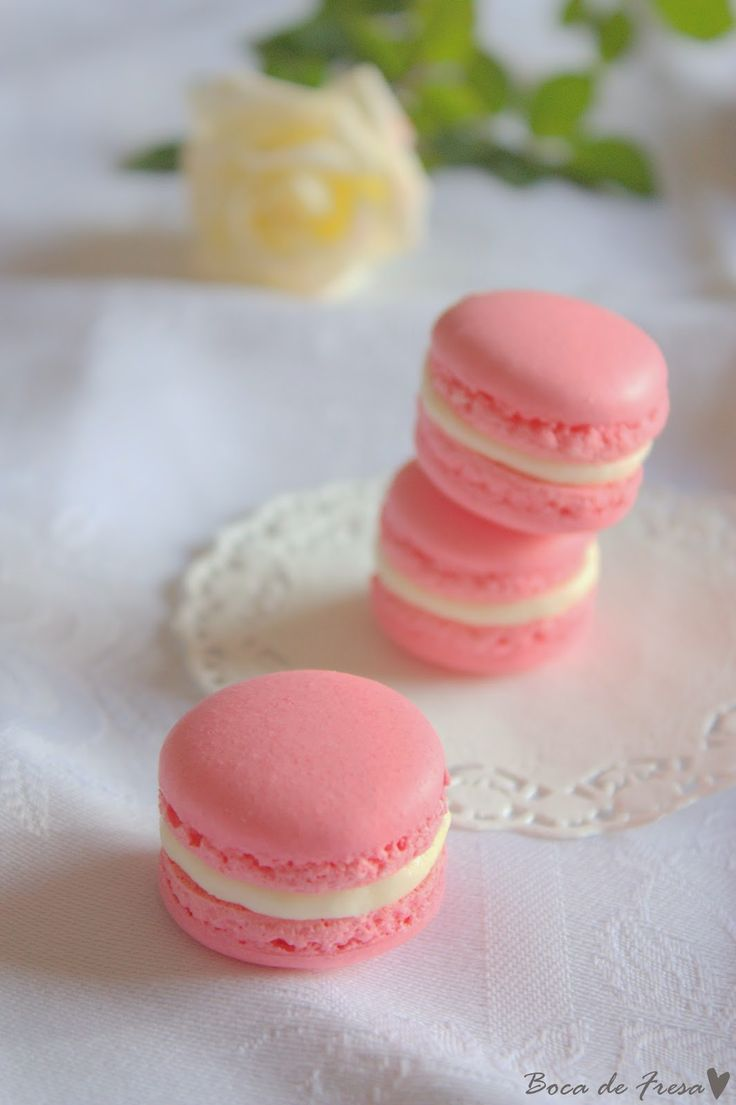 ... imágenes sobre Macarons en Pinterest | Macaroons, Limoncello y Lima