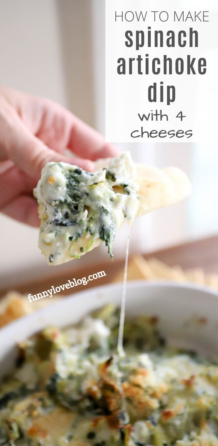The Very Best Homemade Spinach Artichoke Dip Recipe In 2020 Healthy Vegetable Recipes Ground Beef Recipes Healthy Spinach Artichoke Dip