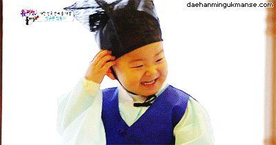 You did great, Minguk hyung! #daehan #minguk #manse #song #triplets #brothers #kpop