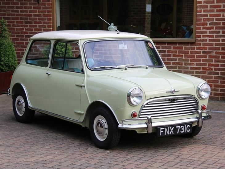 Classic Austin and Morris Mk 1 Mini Cooper S Selection ... for sale - Classic & Sports Car (Ref Essex)