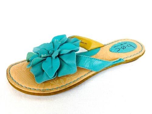 Boc Flower Flip Flops