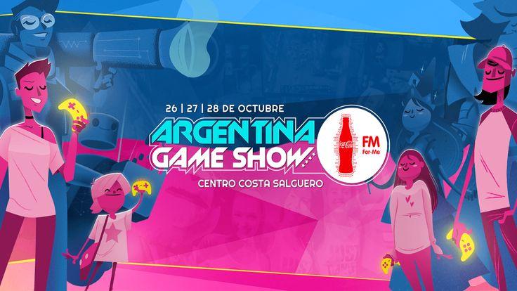 Comenzo La Venta De Entradas Para Argentina Game Show 2018 Venta De Entradas Argentina Entradas